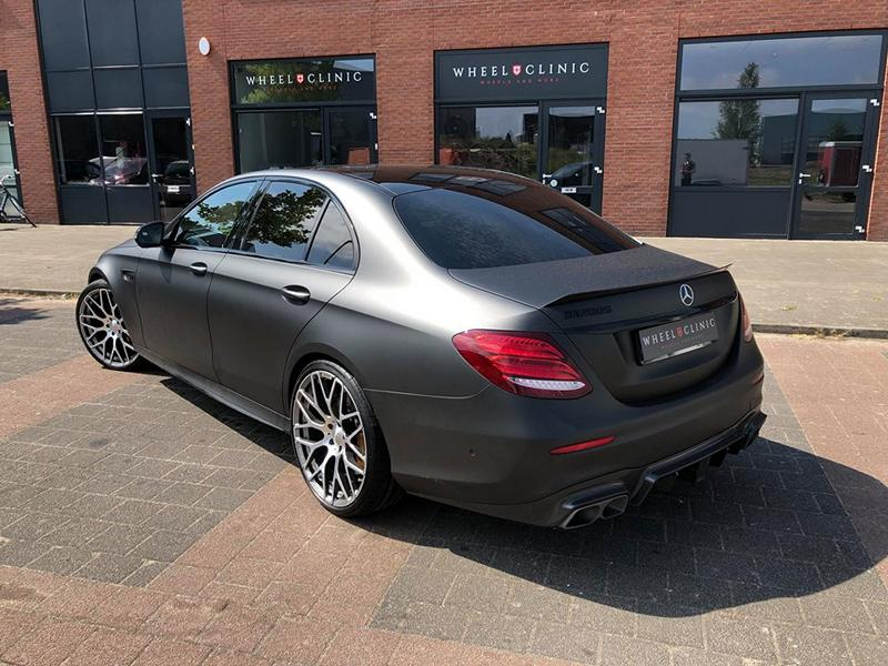 Brabus Mercedes E63s AMG E700 Tuning W213 9 Nice   Brabus Mercedes E63s AMG vom Tuner Wheelclinic