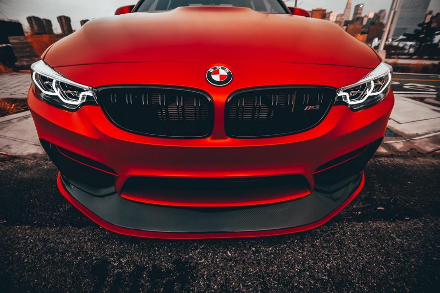 Carbon Fiber BMW M3 F80 HRE R101 Tuning (39)