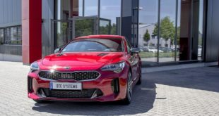 Chiptuning Kia Stinger Systems DTE 2018 6 310 165x420 fort PS & 624 NM Kia Stinger de DTE Systems