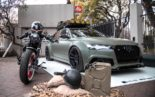 DIAVEL MK II Audi RS6 Widebody C7 Tuning ADV 16 155x97 DIAVEL MK II: Audi RS6 Widebody im Army Style by Race!