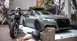 DIAVEL MK II Audi RS6 Widebody C7 Tuning ADV 16 310x165 DIAVEL MK II: Audi RS6 Widebody im Army Style by Race!