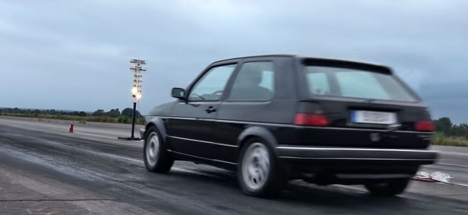 DSG AWD VW Golf Mk2 Boba Motoring