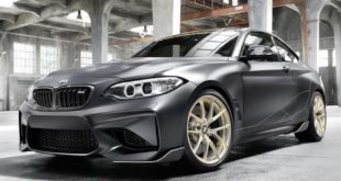 F87 M2 BMW M Performance Parts Concept 2018 Goodwood Tuning 1 310x165 Schick   M Performance Parts am BMW 3er 330i (G20)