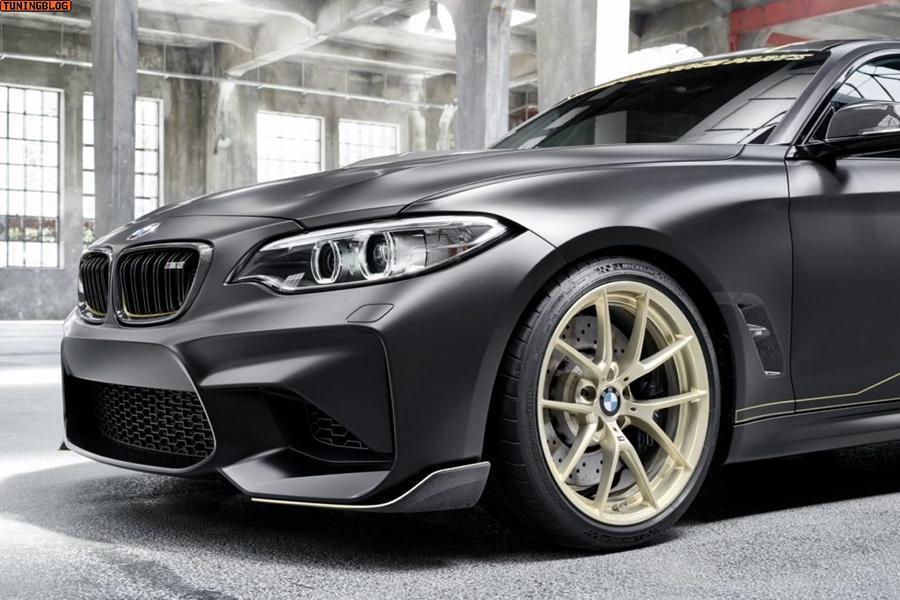 f87 m2 bmw m performance parts concept 2018 goodwood tuning (12