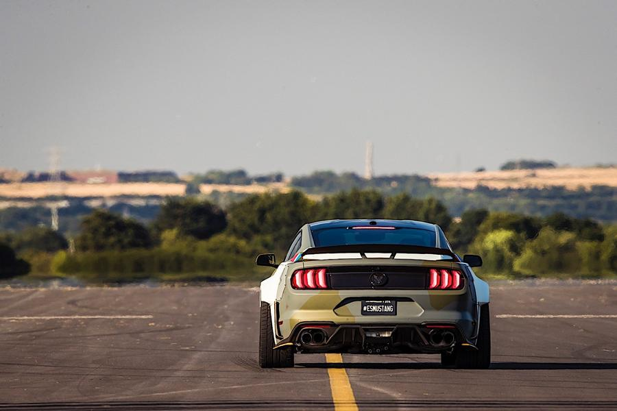 Ford Eagle Squadron Mustang GT 2018 Tuning Goodwood (31)