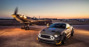 Ford Eagle Squadron Mustang GT 2018 Tuning Goodwood 48 310x165 Einzelstück in Goodwood: Ford Eagle Squadron Mustang GT