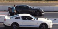 Ford Mustang Shelby GT500 vs. Chevrolet Camaro ZL1 1 190x97 Video: Ford Mustang Shelby GT500 vs. Chevrolet Camaro ZL1