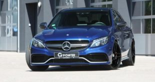 G Power Mercedes C63 AMG W205 Tuning 2018 1 310x165 600 PS & 800 NM im G Power Mercedes C63 AMG (W205)