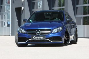 G Power Mercedes C63 AMG W205 Tuning 2018 1 310x205 600 PS & 800 NM im G Power Mercedes C63 AMG (W205)