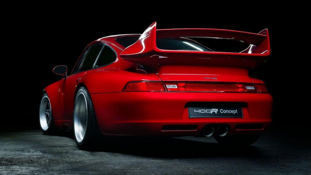 Gunther Werks Porsche 911 400R 993 Tuning 5 Einfach besser   Gunther Werks Porsche 911 400R (993)