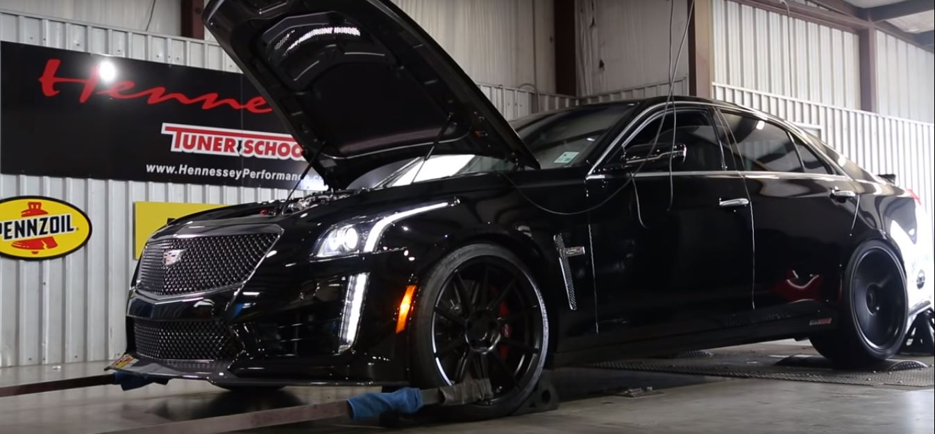 Hennessey Cadillac CTS V HPE1000 3 Im 1.000 PS Club   Hennessey Cadillac CTS V HPE1000