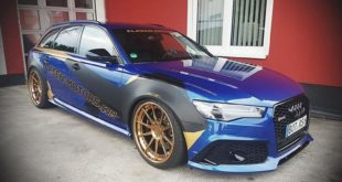 Klasen Motors Audi RS6 C7 Single Turbo Tuning 4 310x165 Klasen Motors Audi RS6 (C7) mit 900 PS und Single Turbo