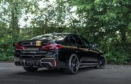 MANHART MH5 700 Tuning BMW M5 F90 2018 1 190x123 723 PS & 870 NM: MANHART MH5 700   BMW M5 F90