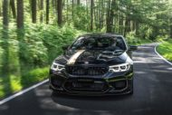MANHART MH5 700 Tuning BMW M5 F90 2018 14 190x127 723 PS & 870 NM: MANHART MH5 700   BMW M5 F90