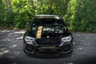 MANHART MH5 700 Tuning BMW M5 F90 2018 3 1 190x127 723 PS & 870 NM: MANHART MH5 700   BMW M5 F90