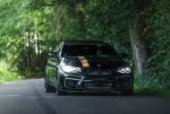 MANHART MH5 700 Tuning BMW M5 F90 2018 8 1 190x127 723 PS & 870 NM: MANHART MH5 700   BMW M5 F90