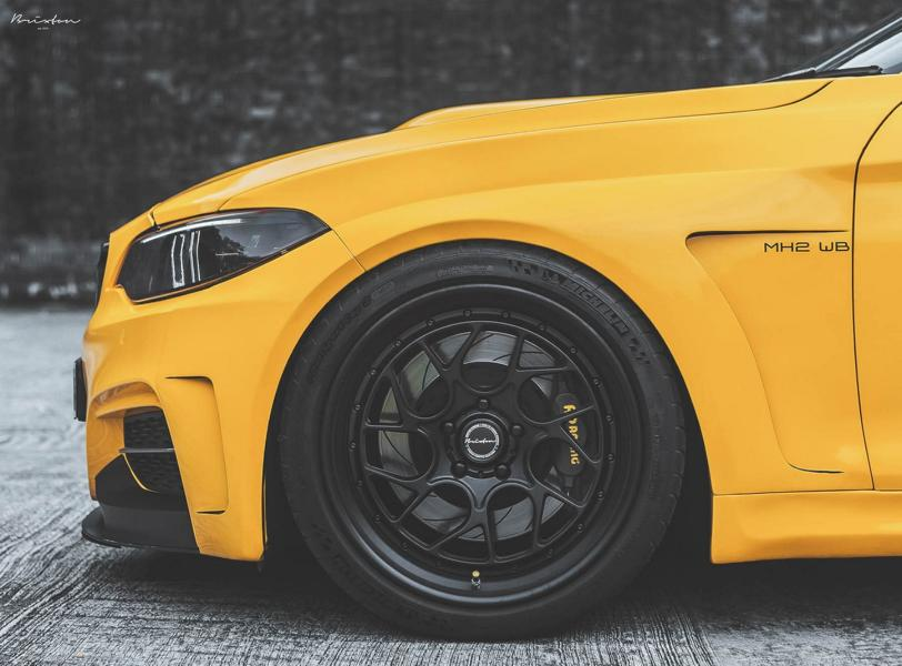 MANHART Performance MH2 Widebody F22 M235i Tuning 12 MANHART Performance MH2 Widebody auf Basis M235i