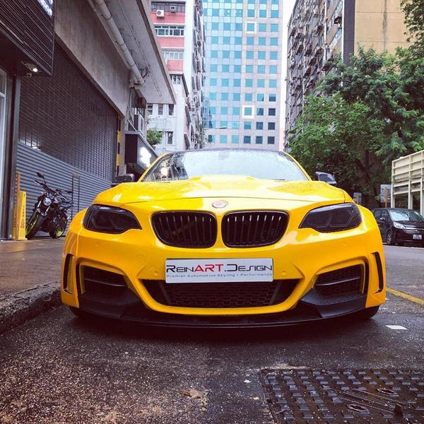 MANHART Performance MH2 Widebody F22 M235i Tuning (26)