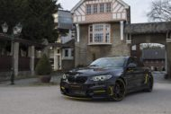 Manhart MH2 Widebody BMW F22 Coupe Tuning 2 190x127 MANHART Performance MH2 Widebody auf Basis M235i