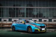 Manhart MH2 Widebody BMW F22 Coupe Tuning 3 190x127 MANHART Performance MH2 Widebody auf Basis M235i
