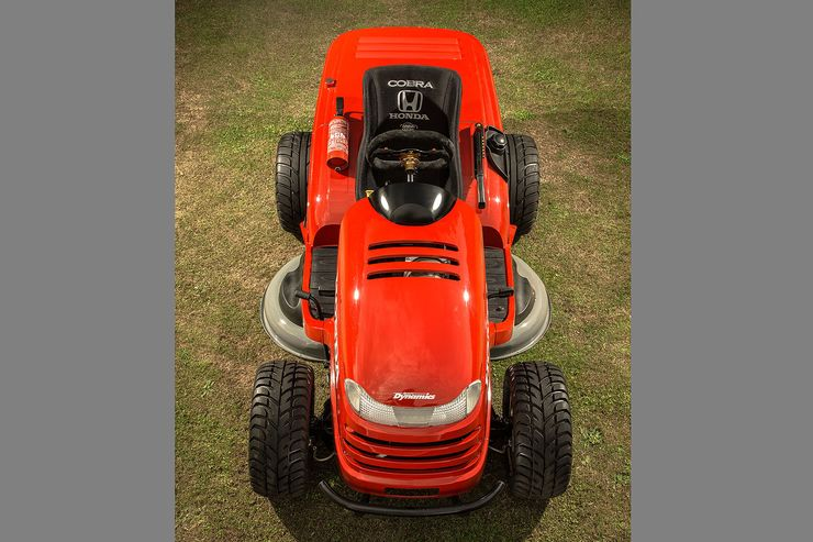Mean Mower Mk. II Honda HF 2622 (22)