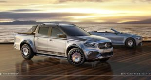 Mercedes Benz X Klasse W470 Yachting Carlex Tuning 3 310x165 Die Alternative: Fiat Fullback Fully by PICKUP DESIGN.COM