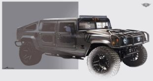 Mil Spec Hummer H1 Launch Edition 002 2018 1 Tuning 310x165 Preview: Mil Spec Hummer H1 als Launch Edition 002