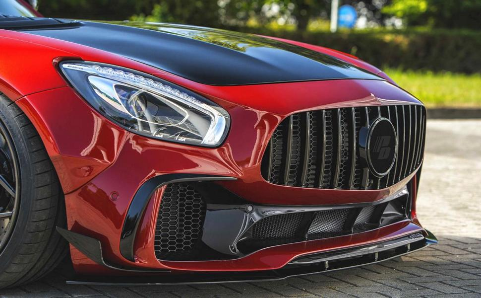PD700GTR-Widebody-Kit am Mercedes AMG GT S (3)