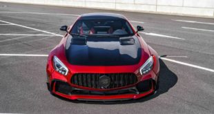 PD700GTR Widebody Kit am Mercedes AMG GT S 5 310x165 Widebody PDQ8XS Audi Q8 von Prior Design auf 22 Zöllern