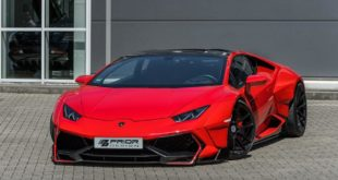 PDLP610WB Widebody Lamborghini Huracan Prior Tuning 2 310x165 Vorschau: AUDI Q8 Widebody Aero Kit von Prior Design