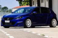 Peugeot 308 GTi Widebody Arduini Massimo Tuning 1 190x127 Einzelstück: Peugeot 308 GTi Widebody by Arduini Massimo
