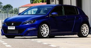 Peugeot 308 GTi Widebody Arduini Massimo Tuning 1 310x165 Einzelstück: Peugeot 308 GTi Widebody by Arduini Massimo