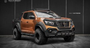 Pickup Design Extreme Packages Tuning 2018 2 310x165 Vorschau: Exytrem   Mercedes Benz X Klasse EXY 6x6