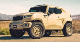 Rezvani TANK Military Edition 2018 Tuning 11 310x165 Fertig: 2020 Rezvani Tank mit 1.000 PS Dodge Demon Motor