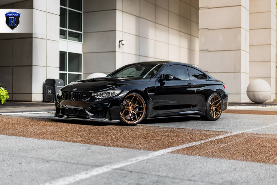 Rohana RFX11 Felgen BMW M4 F82 Coupe 1 TOP   Rohana RFX11 Felgen am BMW M4 F82 Coupe