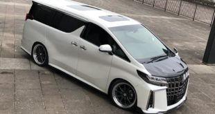 Toyota Alphard Black Label Bodykit Artisan Spirits Tuning 2018 2 310x165 Toyota Alphard mit Black Label Bodykit by Artisan Spirits