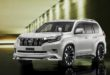 Toyota Land Cruiser Prado met Forest Bodykit & Sidepipes