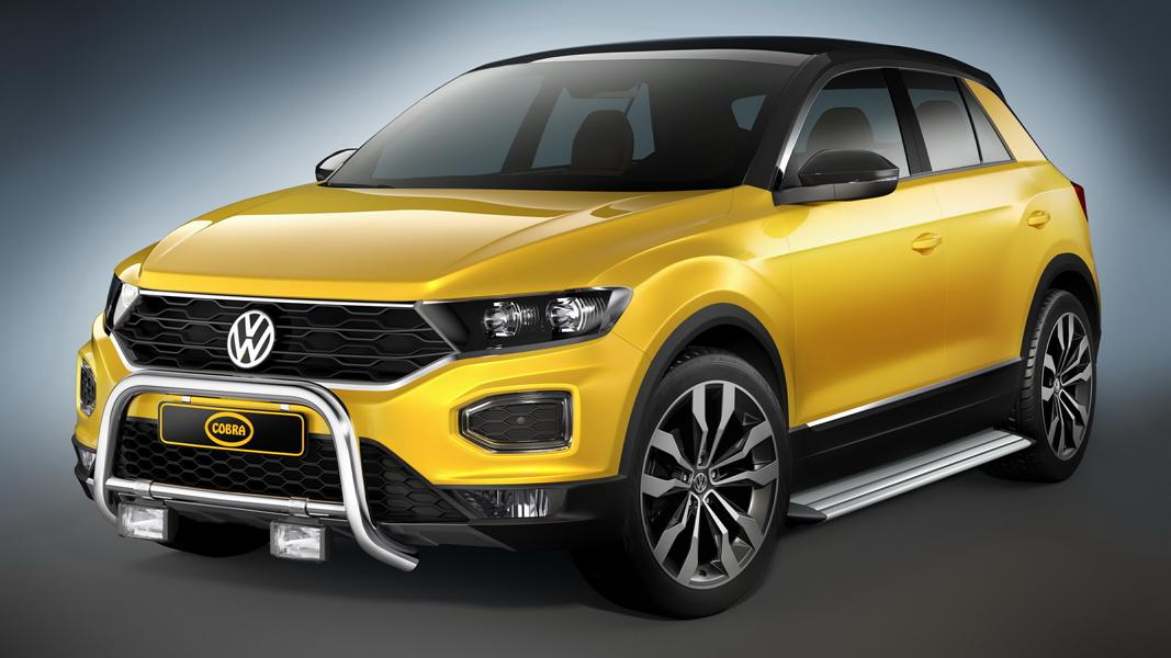 Cobra Parts For Vw T Roc And The New Skoda Karoq
