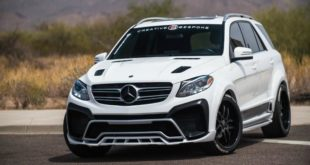 W166 Tuning Mercedes GLE 350 SUV Renegade Bodykit 43 310x165 Wow   ADV.1 Wheels am DARWIN PRO Mercedes AMG GTs