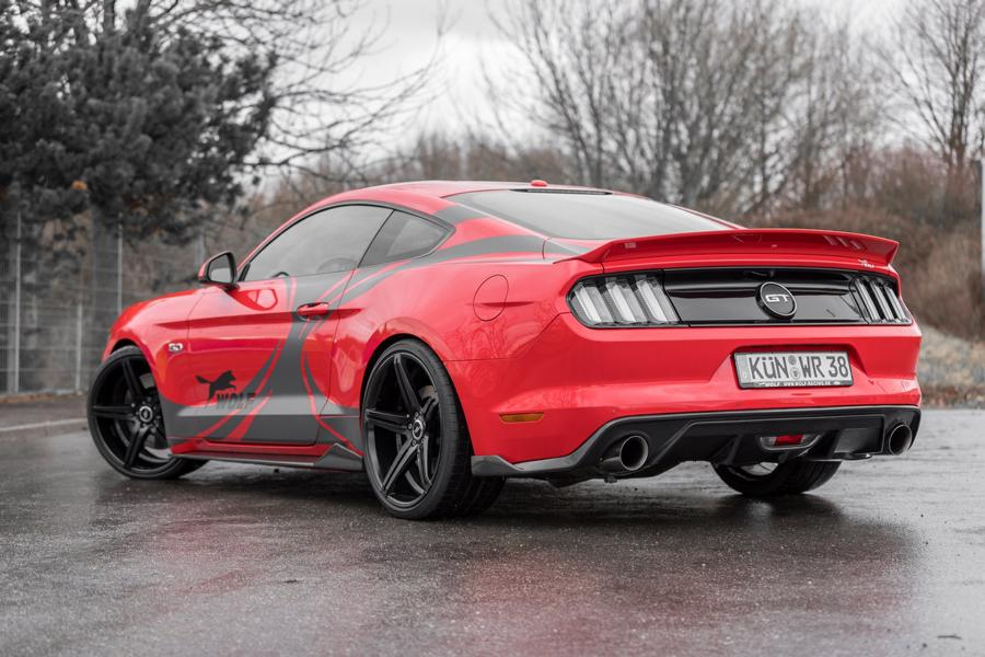Wolf Racing Carbon Bodykit Ford Mustang GT Tuning 12 Wolf Racing Carbon Bodykit am Ford Mustang GT (Gen.6)
