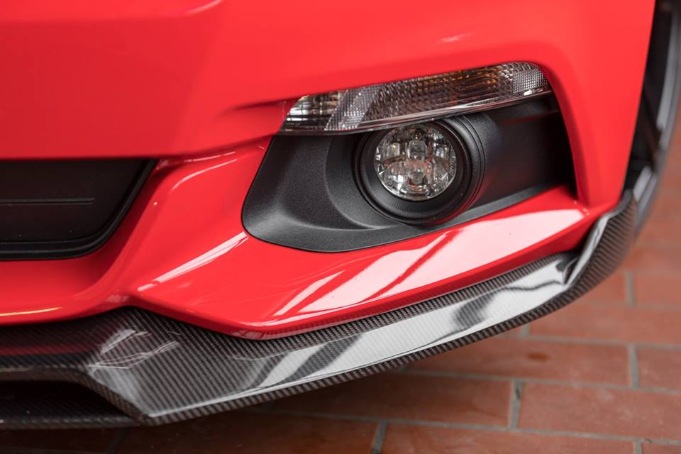 Wolf Racing Carbon Bodykit Ford Mustang GT Tuning (5)