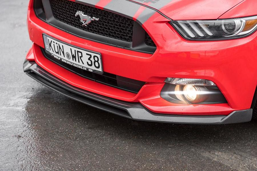 Wolf Racing Carbon Bodykit Ford Mustang GT Tuning 7 Wolf Racing Carbon Bodykit am Ford Mustang GT (Gen.6)