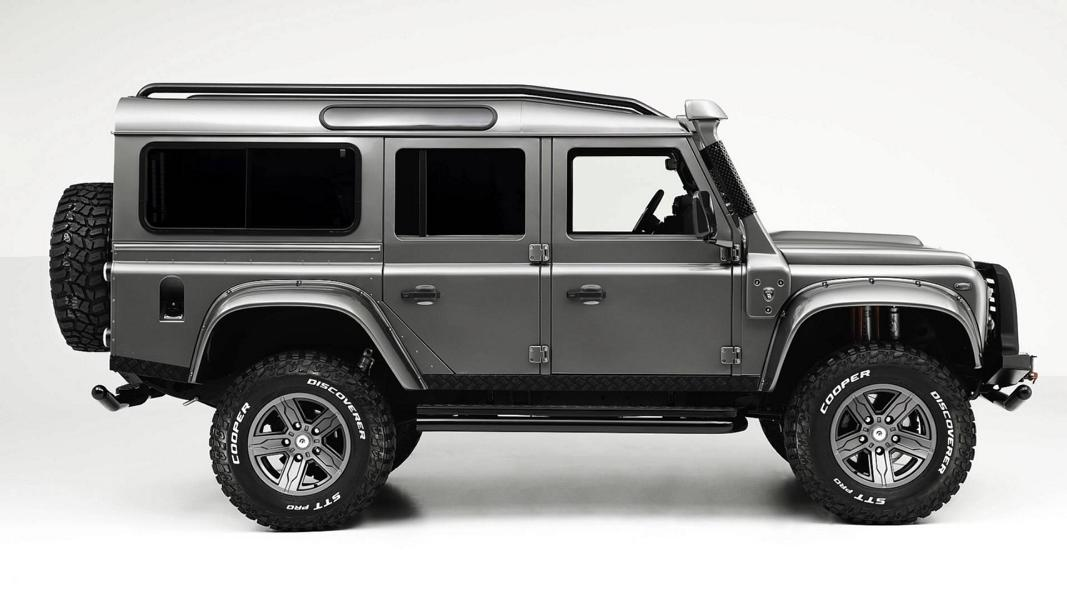ares design Land rover defender tuning 15 Carbon & V8   ARES Design Land Rover Defender Umbau