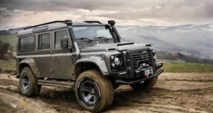 ares design Land rover defender tuning 25 310x165 Neo Roadster: Ares Wami Lalique Spyder mit 50er Optik!