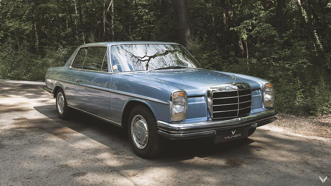 1970 Mercedes Benz 250 CE Strich Acht Tuning Vilner 20 1970 Mercedes Benz 250 CE (/8 Strich Acht) by Vilner