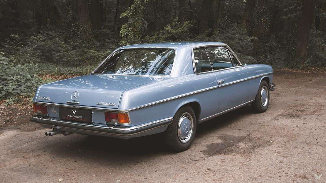 1970 Mercedes Benz 250 CE Strich Acht Tuning Vilner 23 1970 Mercedes Benz 250 CE (/8 Strich Acht) by Vilner
