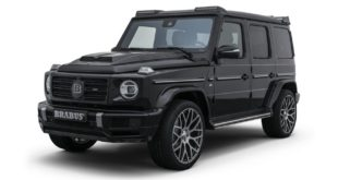 2018 Brabus Mercedes G W463 Tuning 25 310x165 Vorschau: Urban Automotive Mercedes G63 AMG (W463)