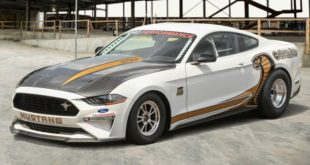 2018 Ford 50th Anniversary Cobra Jet 310x165 Camping & Tuning? Weinsberg CUVolution & Knaus CUVision!