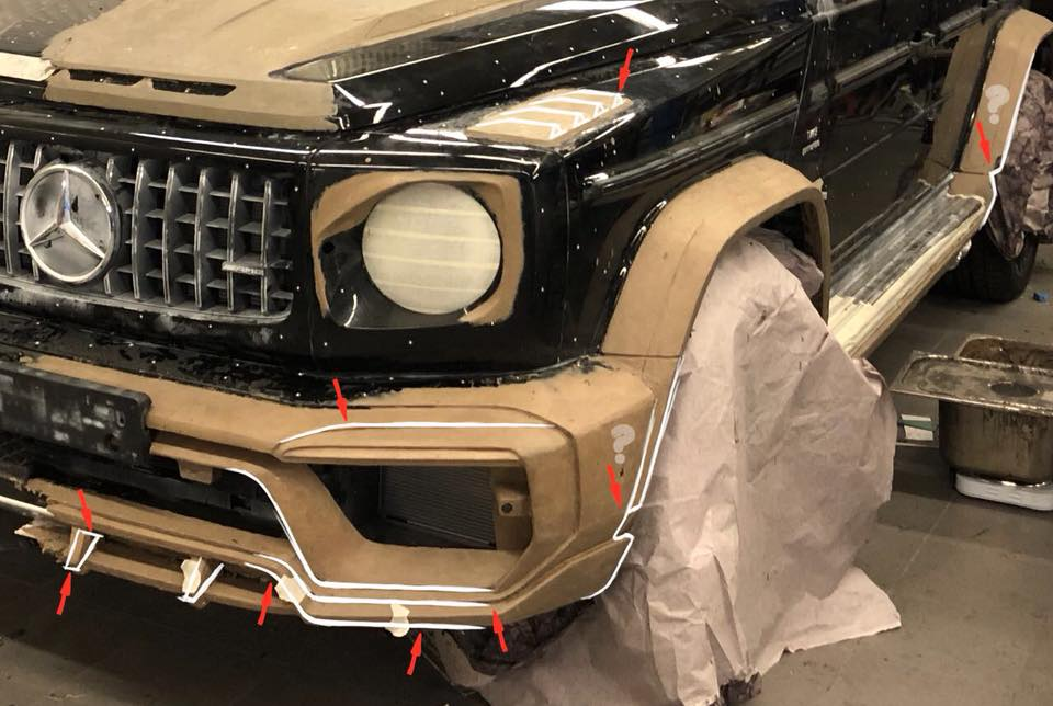Preview: 2019 Mercedes G63 AMG (W463) by TopCar