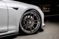 22 Zoll ADV5.2 Felgen Carbon Bodykit Tesla Model S 3 190x127 TOP: 22 Zoll ADV5.2 Felgen & Bodykit am Tesla Model S